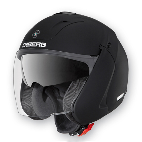Jet Helmet Caberg Downtown S NL BT Matte Black