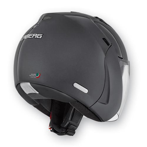 Jet Helmet Caberg Downtown S BT NL Gunmetal