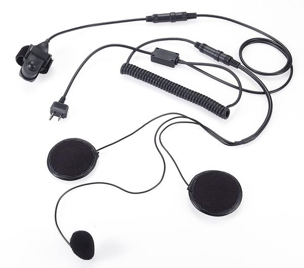 MIDLAND M46 motorcycle rider speaker microphone kit*