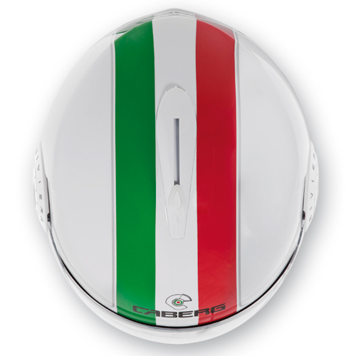 Caberg Riviera V2+ Italy jet helmet