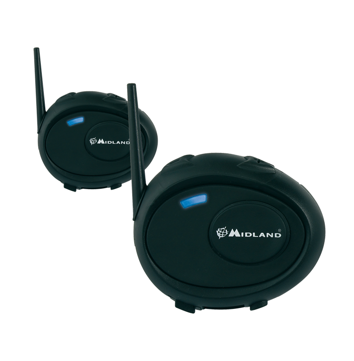 Midland BT City intercom Twin pack