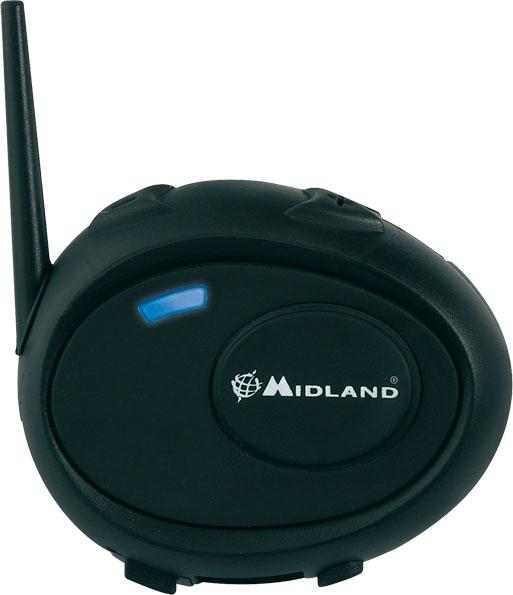 Interfono universale Bluetooth Midland BT City