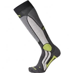 Mico X-Race Socks Black Medium Green
