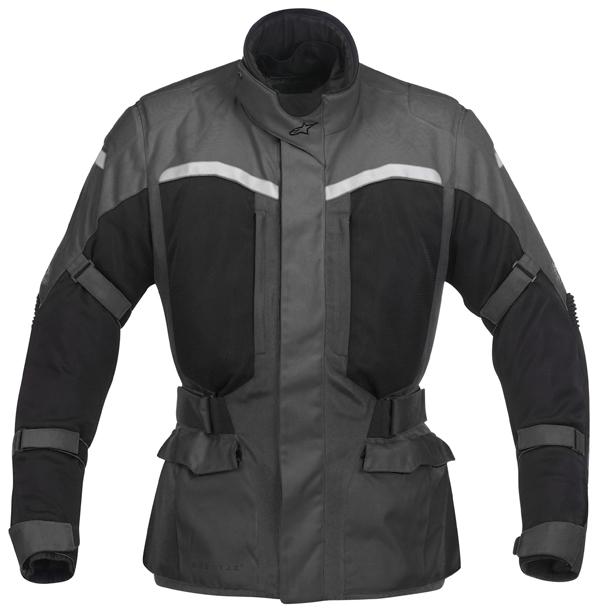 Alpinestars Cape-Town Air Drystar summer motorcycle jacket black