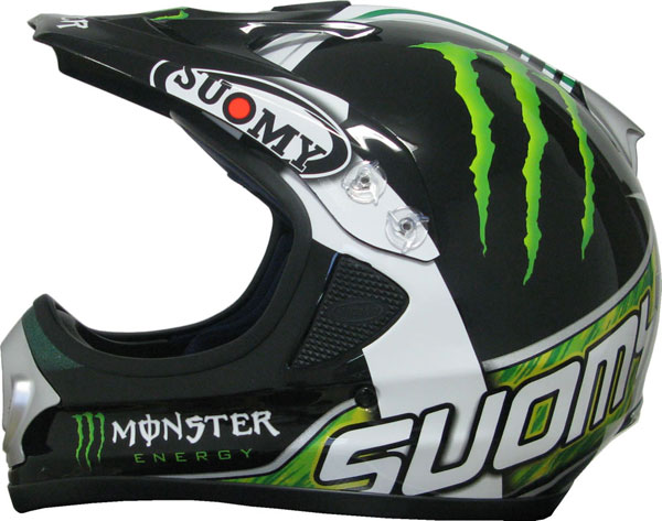 Cross helmet Suomy Spectre Sy Monster Replica
