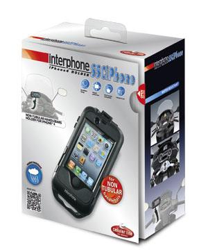 Cellular Line non-tubolar handlebars holder for Iphone4