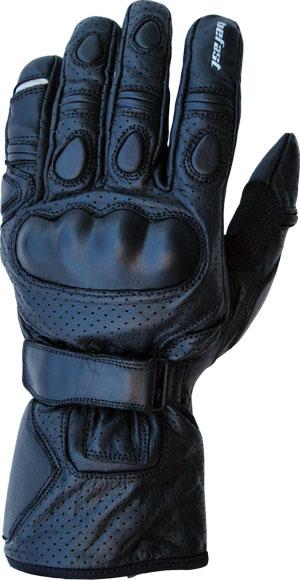 Befast Cerberus EVO leather gloves Black