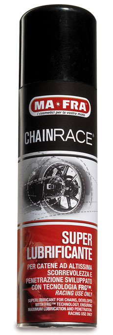 Chain Lubricant chainrace by MA-FRA, Spray for Highway