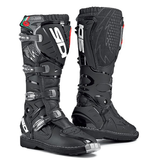 SIDI Charger Off-Road Boots - Col. Black