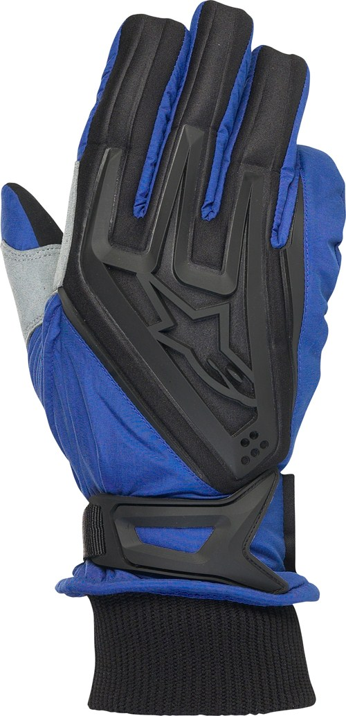 Guanti cross Alpinestars Chill Drystar blu