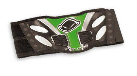 Cintura cross bambino Ufo Big Boy Verde