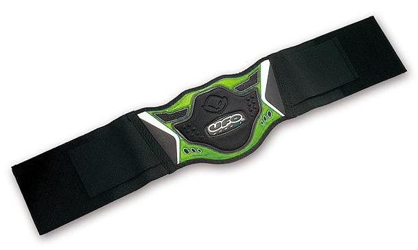 Cintura cross Ufo Base 1 Verde