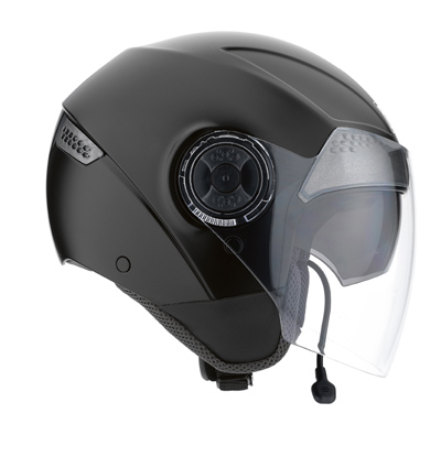 Casco moto Agv Citylight Connect nero opaco
