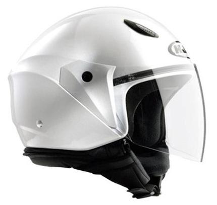 HJC CL25 jet helmet White