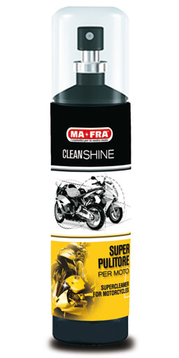 CLEANSHINE by MA-FRA, Super Cleaning and polishing