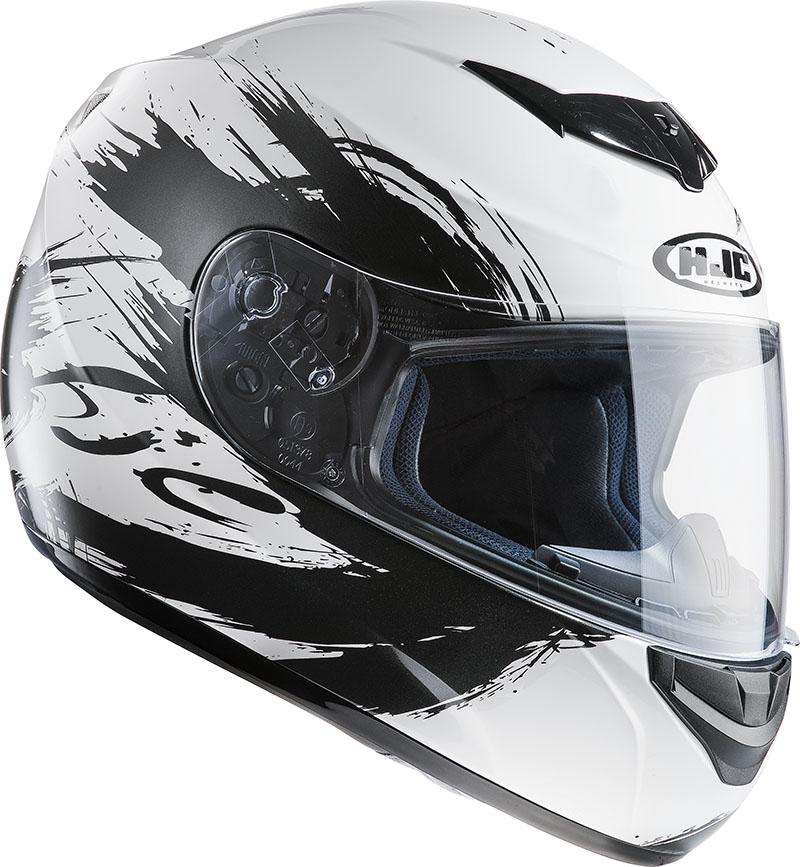 Casco moto integrale HJC CLST II Animus MC10