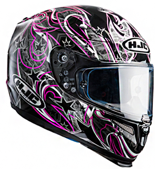 Full face helmet HJC RPHA 10 Plus Club MC31