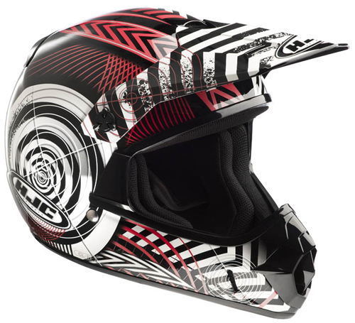 HJC CLXY Wanted MC1 off road kid helmet