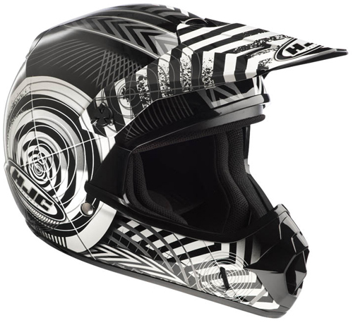 Casco moto cross bambino HJC CLXY Wanted MC5