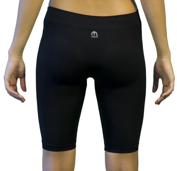 Shorts Skins woman Mico Tech MC2 Black