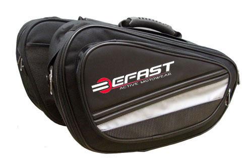 Coppia borse moto laterali Befast B600 Evo