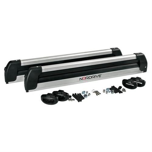 Coppia portasci universali Pro-Slider EVO Aluminium PS-60