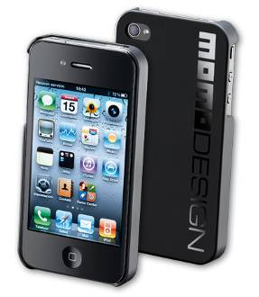 Momo Design Cover black for Iphone 4