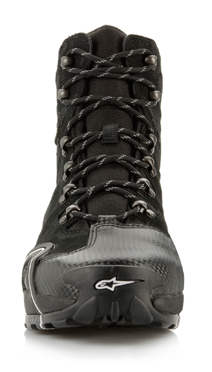 Alpinestars CR-4 Gore-Tex XCR motorcycle riding shoes black