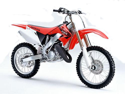 Kit plastiche moto Ufo per Honda CR125-250cc 05-07 Col.Originale