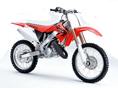 Ufo replacement plastic kit Honda CR125-250cc 05-07 Red