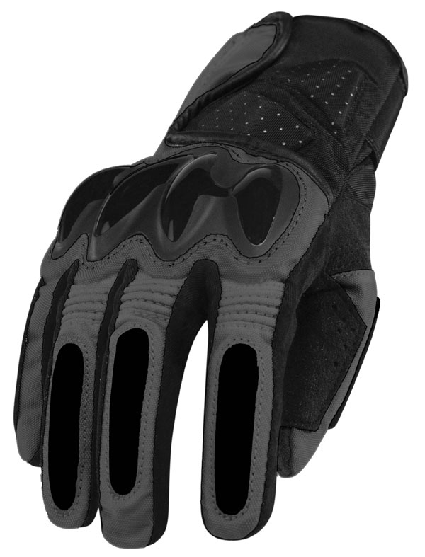 Gloves Acerbis Cranstal Black