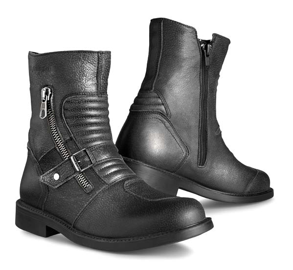 Stylmartin Cruise leather boots Black