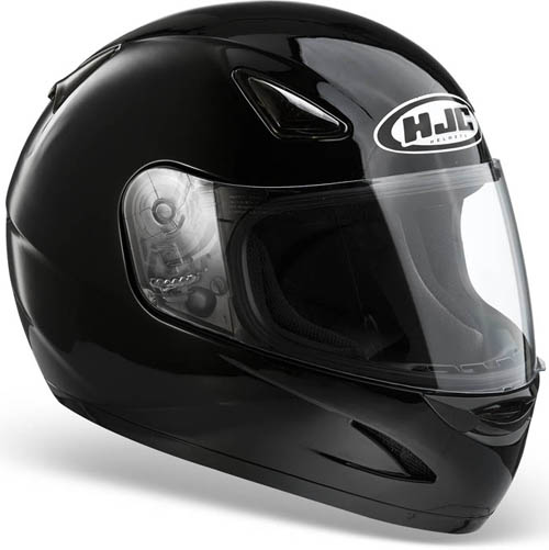 HJC CS14 full face helmet Metal Black