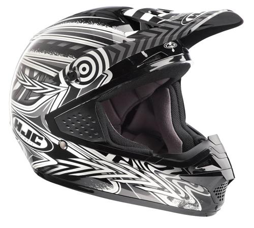 HJC CSMX Charge MC5 off road helmet