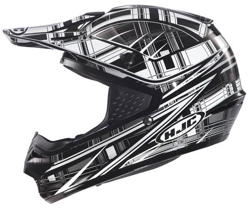 HJC CSMX Stagger MC5 off road helmet