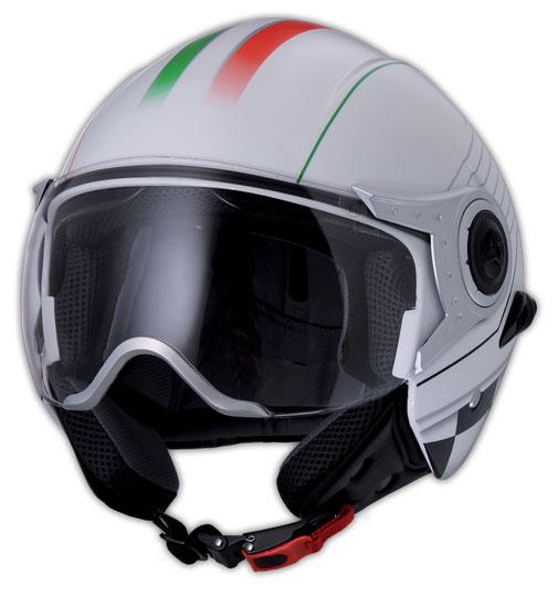 Casco jet Humans New Cubetto Italia