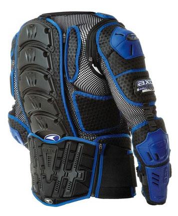 Harness complete AXO 2.0 Massive All Road Black Blue