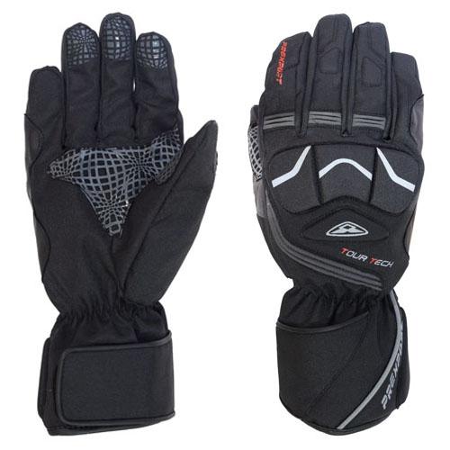 Prexport Pro Race leather gloves Blue