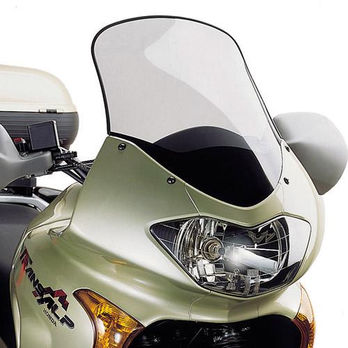 Specific Givi fairing for Honda
