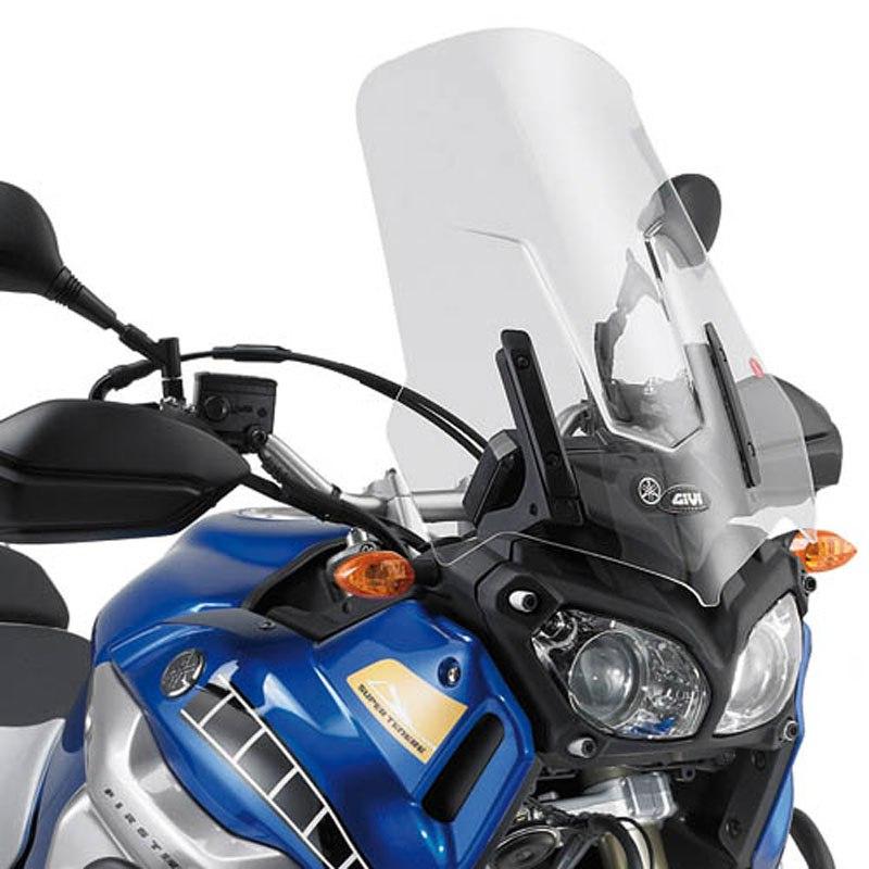 Spoiler specifico Givi per Yamaha