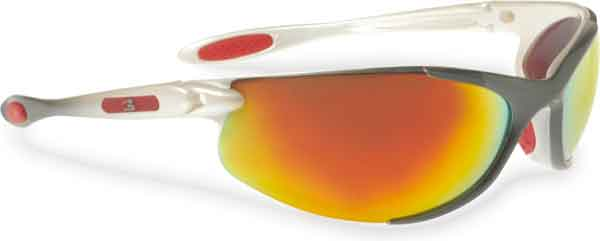 Bertoni Drive D600F motorcycle sun glasses