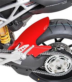 Barracuda Raw fender Ducati Hypermotard