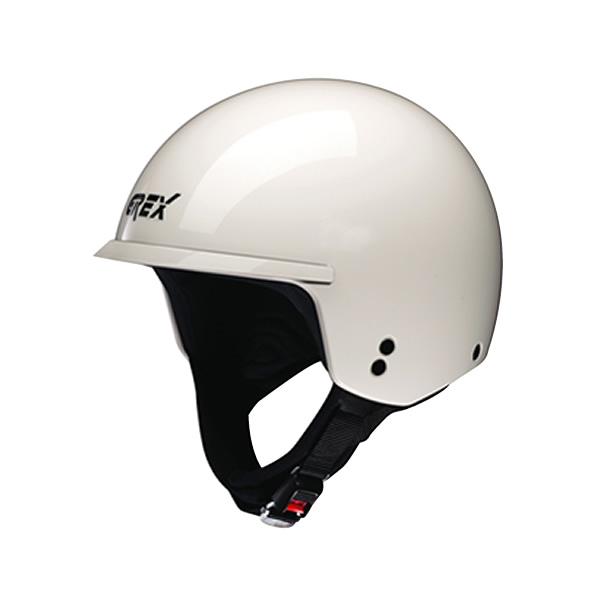 Casco moto Grex DJ1 Peak One bianco