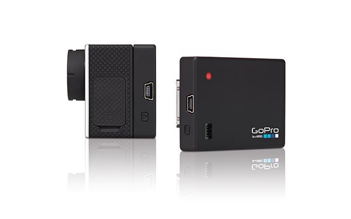 Additional battery GoPro BacPak
