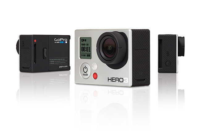 GoPro HD camera Hero3 Black Edition Adventure