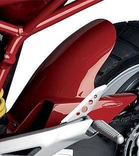 Barracuda Raw fender Ducati Multistrada 1100