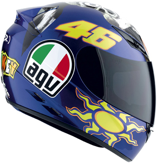 Casco moto Agv K-3 Top The Donkey
