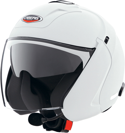 Caberg Downtown S jet helmet white