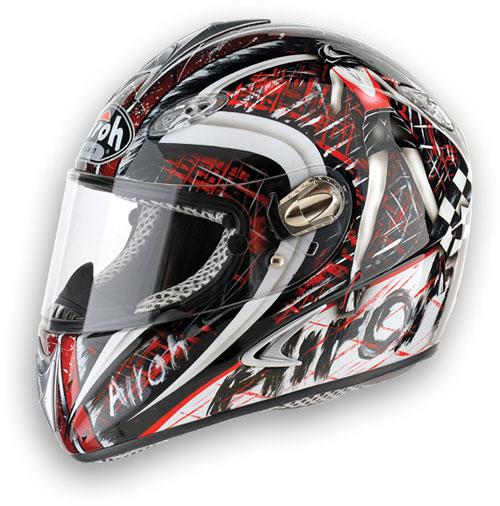 AIROH Dragon Spritz Full Face Helmet