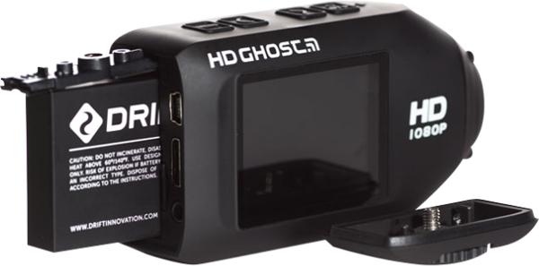Drift Ghost HD camera